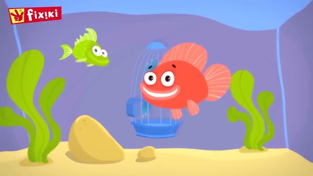 FIXIKI - Tuburile (Ep. 74)  Desene animate dublate în limba română pentru copii