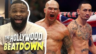 Tyron Woodley On 'Running It Back' With Robbie Lawler   The Hollywood Beatdown