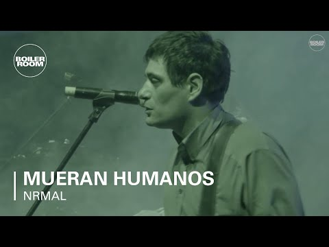 Rock: Mueran Humanos Boiler Room x NRMAL Festival 2017 Live