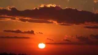 TIMELAPSE amanecer / sunrise - Salida del sol en Resistencia Chaco