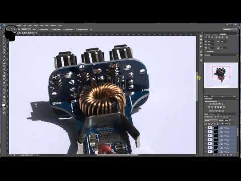 055 Makro Focus Stacking Für Faule In Photoshop