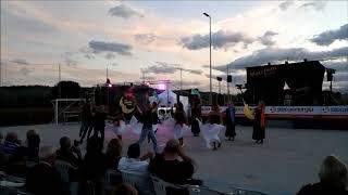 domenica 8 settembre 2019 - Energic Dance - show di pizzica - coreografia Alice Agnelli (Core Meu)