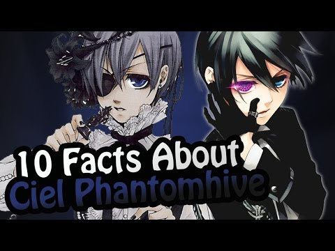 10 Facts About Ciel Phantomhive You Absolutely Must Know! (Black Butler/Kuroshitsuji)