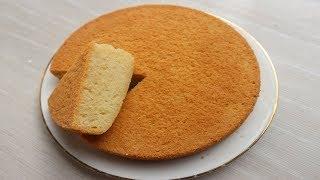 চুলায় প্লেইন কেক তৈরীর সহজ রেসিপি || How To Make Sponge Cake Without Oven || Vanilla Spong Cake