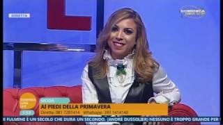 ANNALAURA GAUDINO per Domenica Luna Live  su TV LUNA puntata del 19/2/17