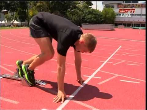 USAIN BOLT : HOW TO RUN THE FASTEST  100M EVER !!!