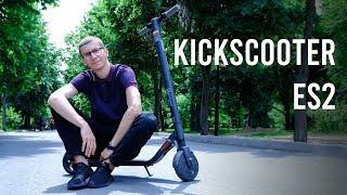 Segway Kickscooter (ES2): noua vedetă-trotinetă (review română)