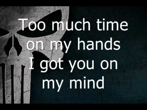 Iron Maiden - Wasted Years - Lyrics