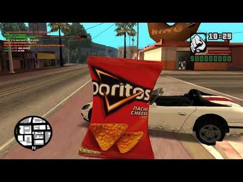 Skin Doritos