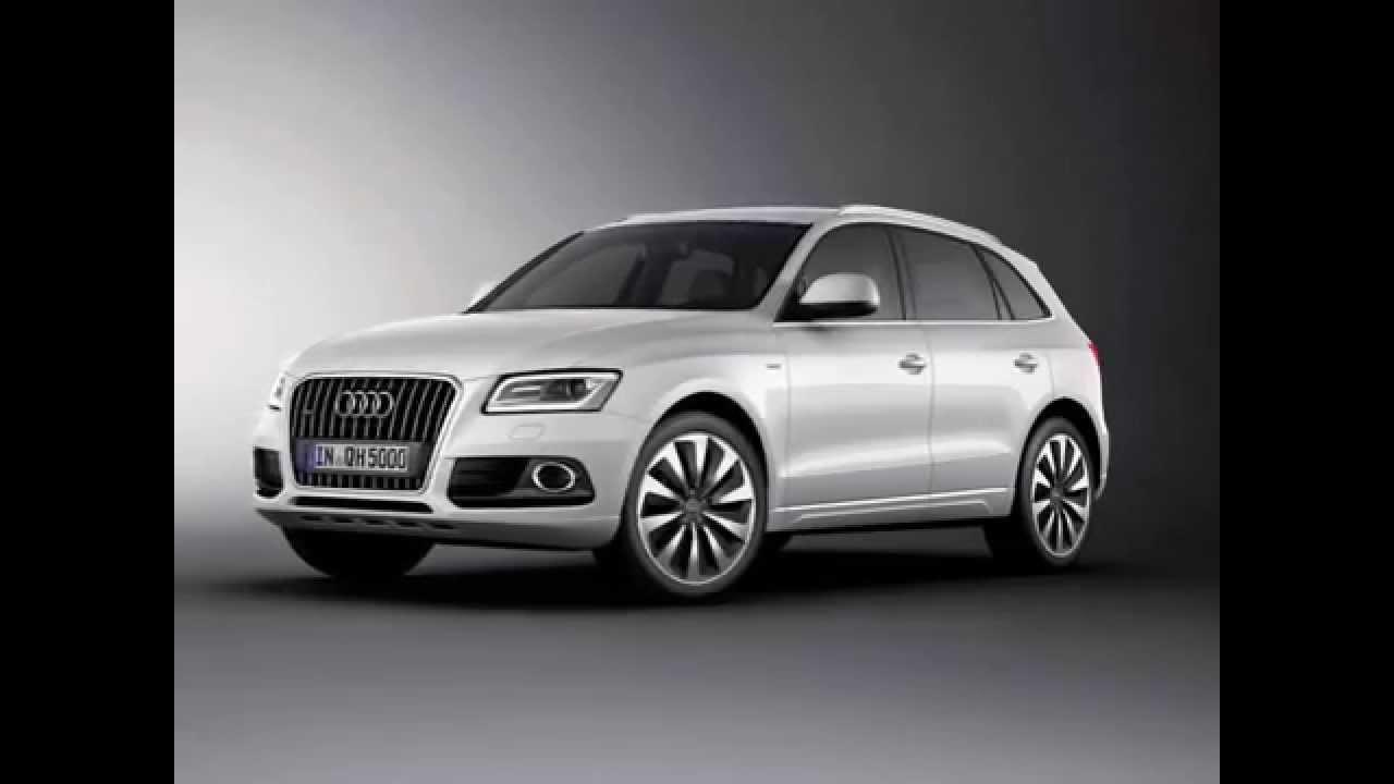 2017 Audi Q5 Hybrid Review