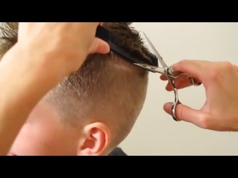 How to cut a boys mohawk basic haircut youtube solutioingenieria Images