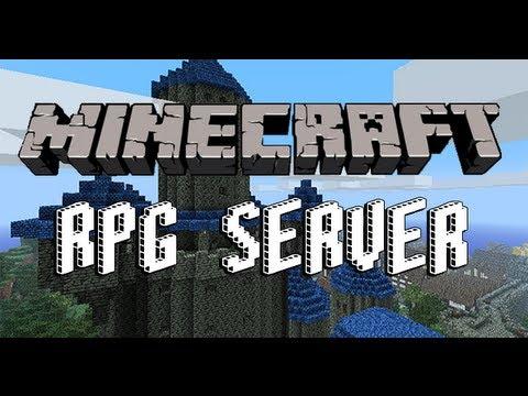 Minecraft RPG Server - YouTube