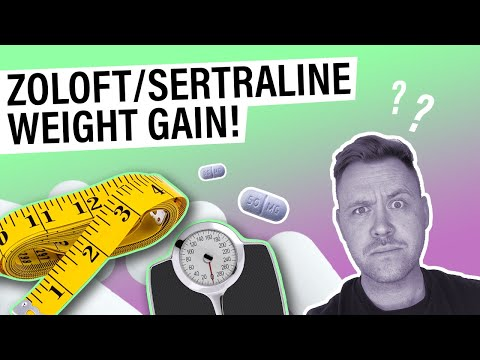 Can Sertraline Cause Weight Gain? Will SSRIs Make me Fat?