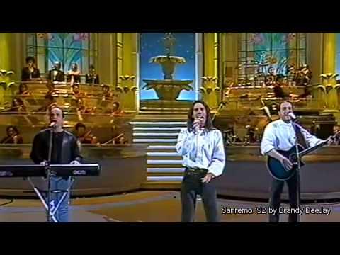 TAZENDA  Pitzinnos In Sa Gherra Sanremo 1992  Prima Esibizione  AUDIO HQ