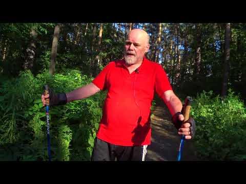 Подбор экипировки для скандинавской ходьбы — Академия здоровья Мелехина