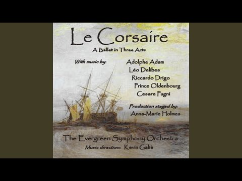 "Le Corsaire: Act III - ""4. Le Jardin Anime: Waltz"""