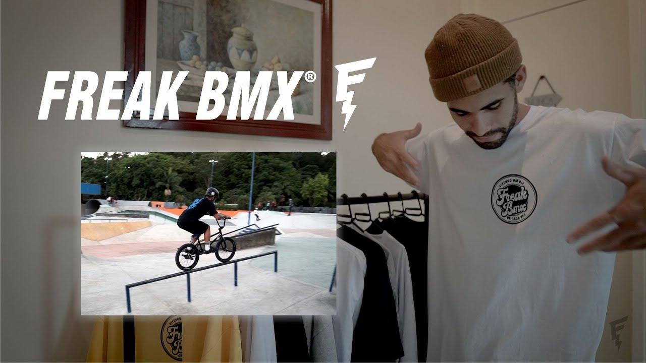 Camisetas FREAK BMX