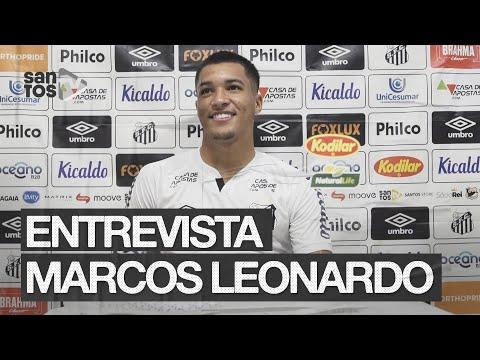 MARCOS LEONARDO | ENTREVISTA (04/10/20)