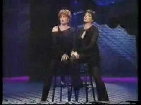Tony Awards: Liza Minnelli & Lorna Luft meoldy - YouTube