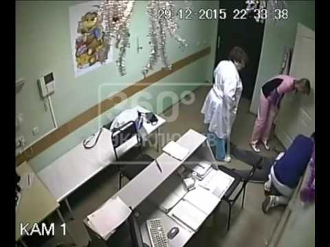 Patient was accidently killed during fight with Doctor in hospital   in RUSSIA