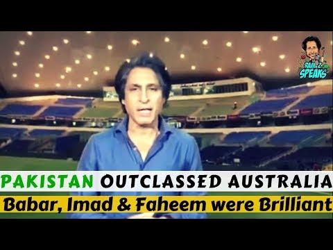 Pakistan Outclassed Australia | Babar, Imad & Faheem were Brilliant | 1st T20 Pak V Aus