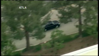 LIVE: Police pursuing erratic driver in Los Angeles