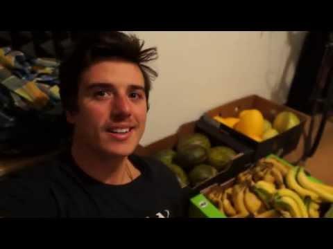 Fruitarian Food Shopping