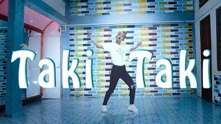 Taki Taki -DJ Snake amazing dance version | WeDance Academy | Alan Rinawma Choreography