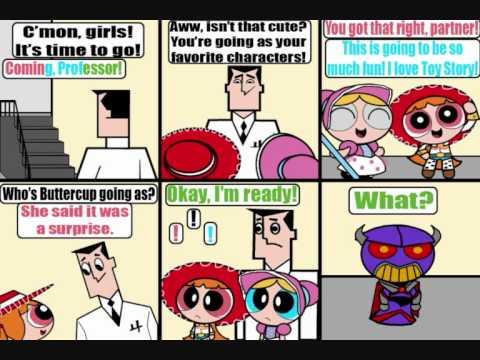 PPG Comics 3