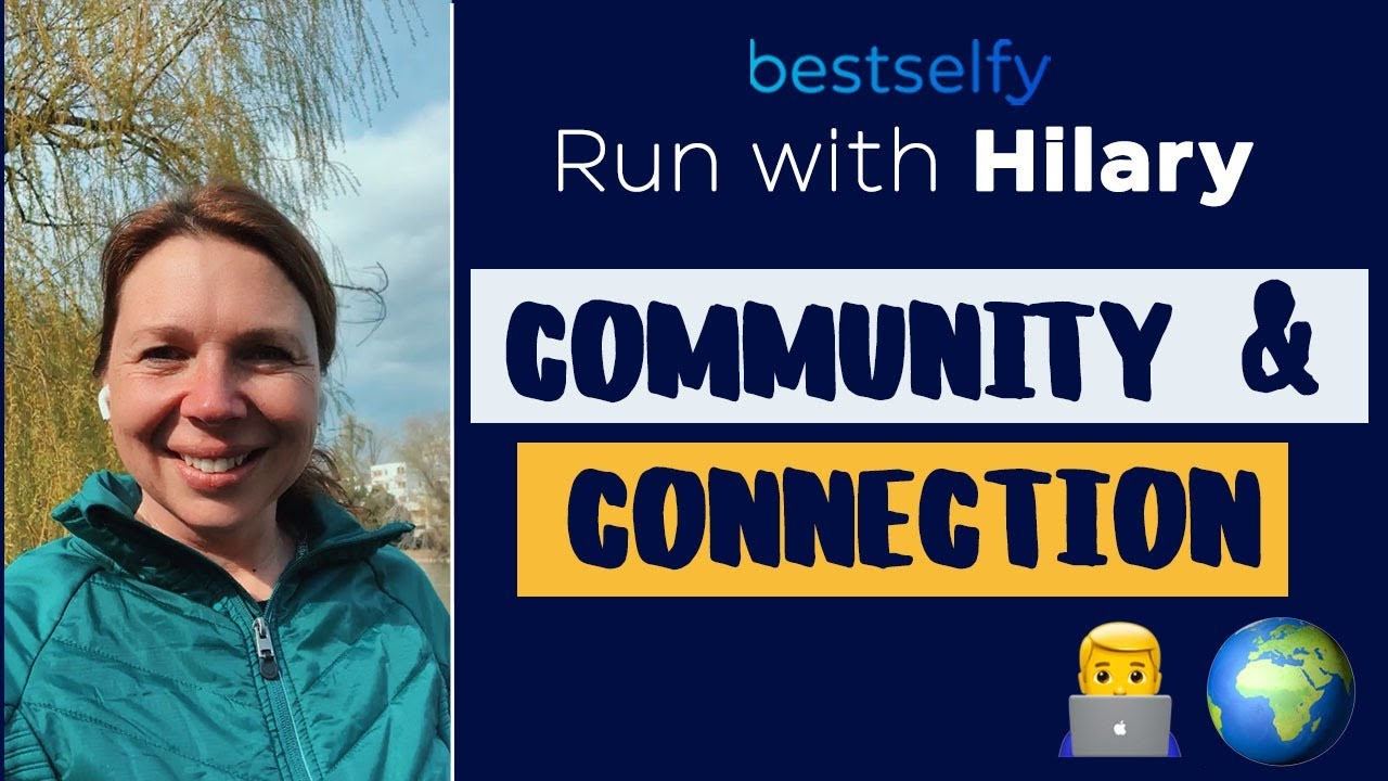 Run with Hilary (Episode #16): Community & Connection