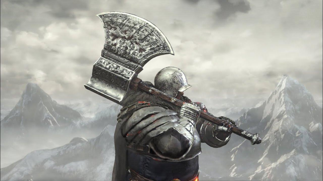 Dark Souls 3 Pvp Greataxe Youtube