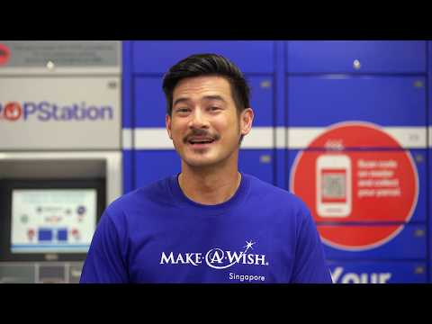 Make-a-Wish Gifts Donation Drive 2017