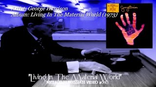 Living In The Material World - George Harrison (1973) HD FLAC