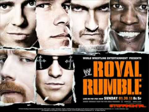WWE Royal Rumble 2011 Official Theme Song