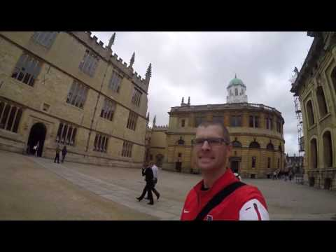 Fund For Teachers Fellowship - Day 5 - Oxford & Blenheim Palace