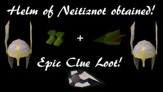 Oldschool Runescape - EPIC CLUE LOOT! + Training Defence | 2007 Servers Progress Ep. 53