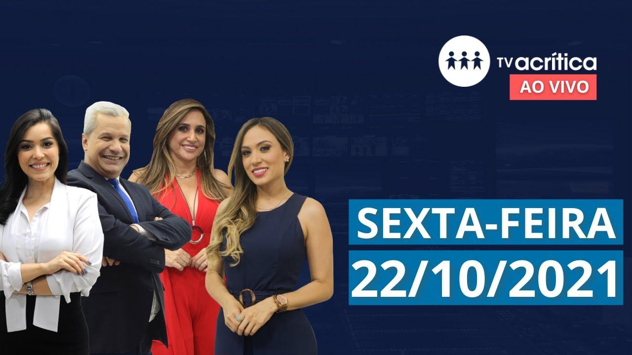 Download TV A CRITICA | AO VIVO | 22/10/2021