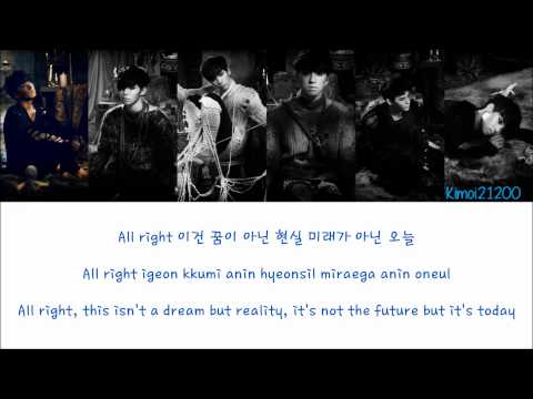 VIXX - From Now On, You're Mine (오늘부터 내 여자) [Hangul/Romanization/English] Color & Picture Coded HD