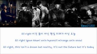 VIXX - From Now On, You're Mine (???? ? ??) [Hangul/Romanization/English] Color & Picture Coded HD MP3