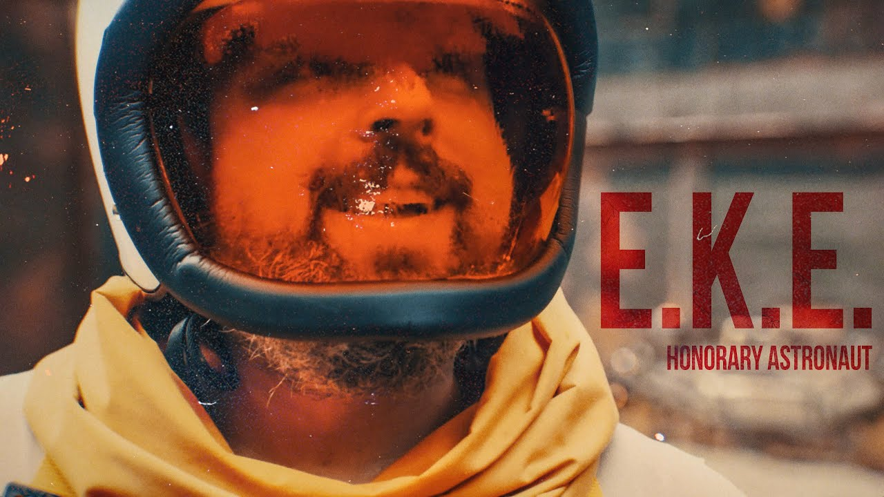 Download HONORARY ASTRONAUT - E.K.E. (Official Video)