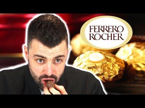 Irish People Try The Ferrero Rocher Challenge