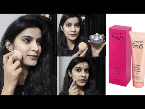 Lakme Cc Cream | How to apply Cc Cream With tips & Tricks | Super Style Tips