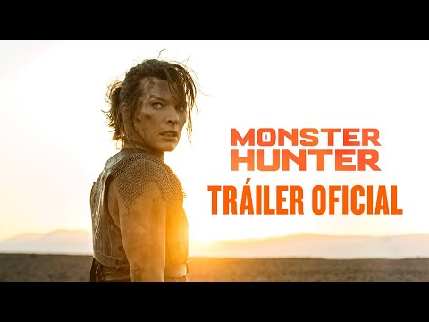 Milla Jovovich se roba el show en Monster Hunter