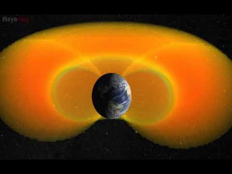 Hay una barrera creada por humanos en el espacio que rodea toda la Tierra