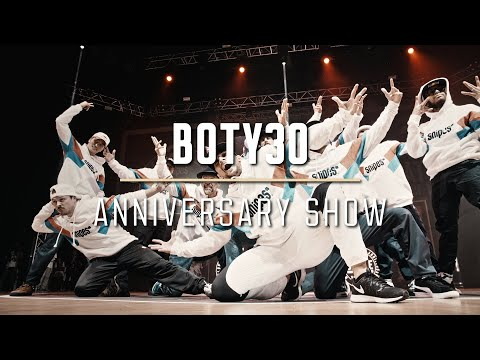 BOTY30 Anniverary Show | Frontrow | SNIPES Battle Of The Year 2019