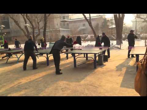 A Trip to Harbin