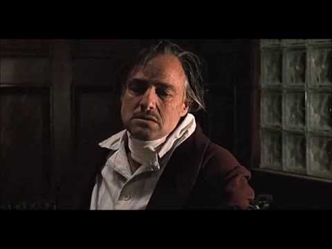 The Godfather 1972 Scene: Youve had your drinkSonnys Dead