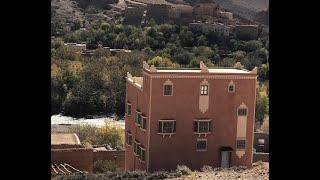 Unique traditional Berber Homes
