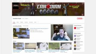 NEW RUNESCAPE CHANNEL! (Canadian Scape)