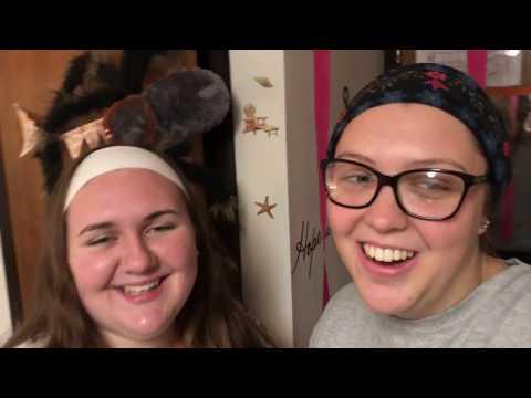 Hope College Dorm Room Tour! Gilmore Hall